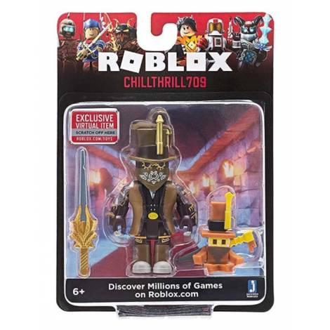 Giochi Preziosi Roblox: Chillthrill Core Figure Pack (RBL15000)
