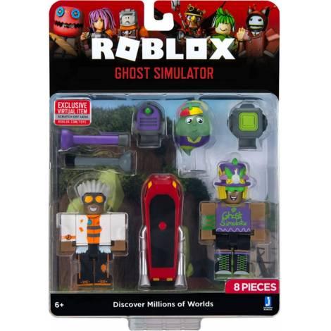Giochi Preziosi Roblox: Ghost Simulator Game Pack (RBL37000)