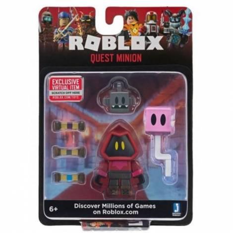 Giochi Preziosi Roblox: Quest Minion Core Figure Pack (RBL15000)