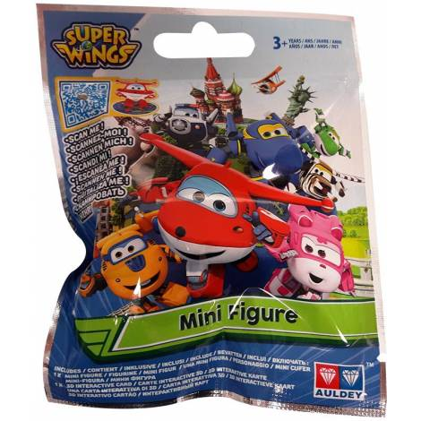 Giochi Preziosi - Super Wings Mini Figure (upw12001)