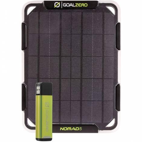 GoalZero Φωτοβολταϊκό Πάνελ - Flip 12 Solar Kit (with Nomad 5)