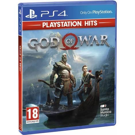 God Of War Playstation Hits (PS4) (Αγγλική μεταγλώτιση και Ελληνικοί υπότιτλοι)
