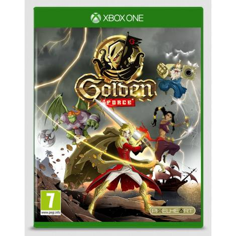Golden Force (Xbox One-XSX)