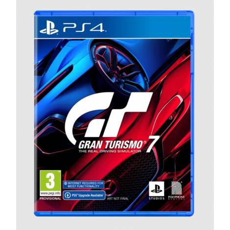 Gran Turismo 7 (with pre-order Bonus) (PS4)