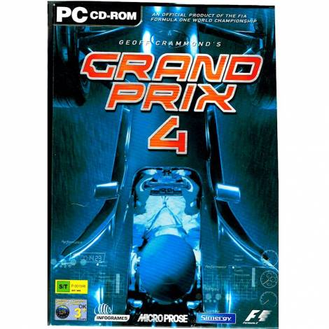 Grand Prix 4 (PC) (CD Μονο)