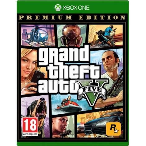 Grand Theft Auto V (Premium) (Xbox One)