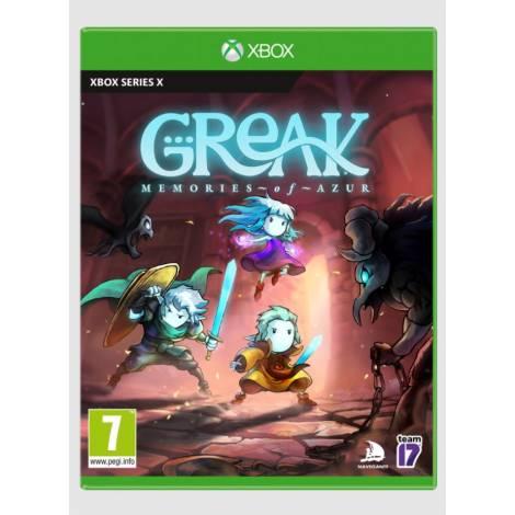 GREAK: MEMORIES OF AZUR (Xbox Series X|S)