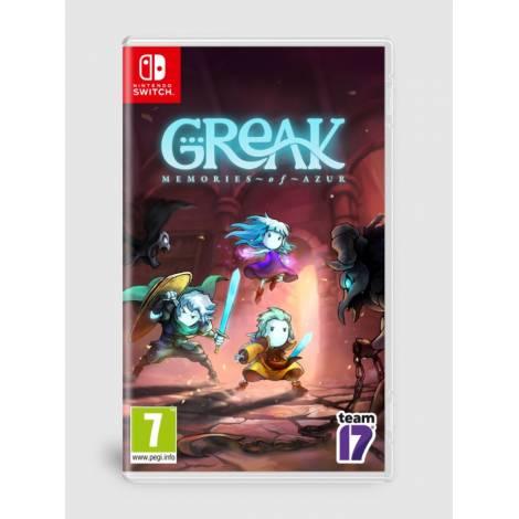GREAK: MEMORIES OF AZUR (Nintendo Switch)