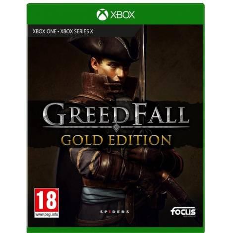 GREEDFALL GOLD  EDITION (Xbox One/Xbox Series X)