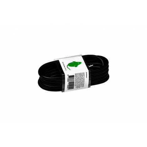 Green Mouse  USB- Micro USB Cable 1m/2A   (Μαύρο)