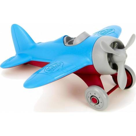 Green Toys: Airplane - Blue (AIRB-1027)