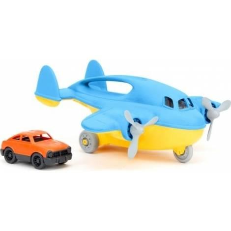 Green Toys: Cargo Plane -B3:B42 Blue (CRGB-1399)
