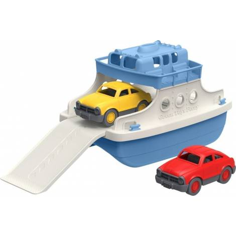 Green Toys: Ferry Boat with Cars (FRBA-1038)