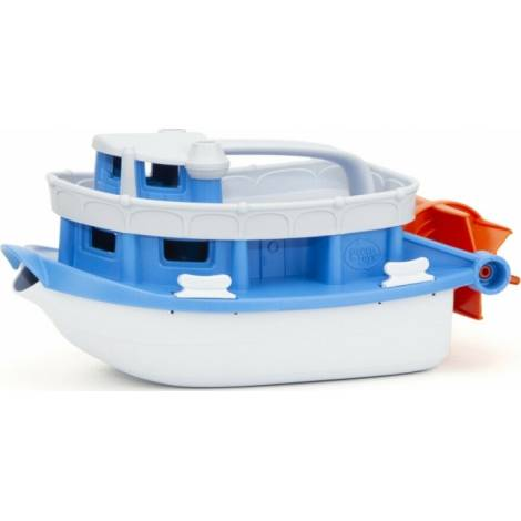 Green Toys: Paddle Boat Assorted Colors (PDBA-1343)