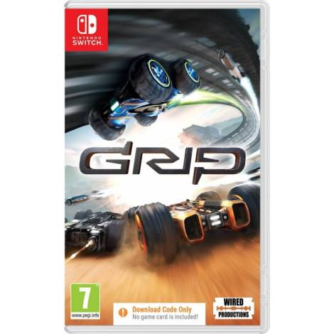 Grip (NINTENDO SWITCH) (Code In A Box)