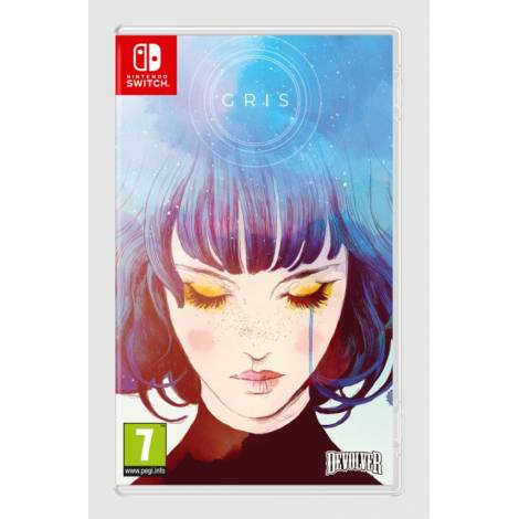 Gris (Deluxe Edition) (Nintendo Switch)