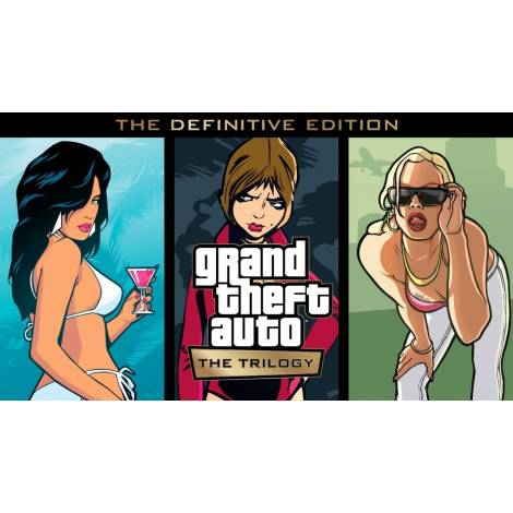 Grand Theft Auto The Trilogy The Definitive Edition (Xbox One-Xbox Series X)