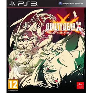 Guilty Gear XRD -Revelator- (PS3)
