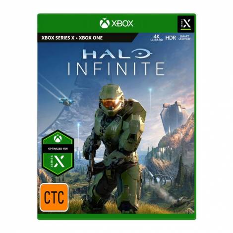 Halo Infinite (XBOX ONE , XBOX SERIES X)