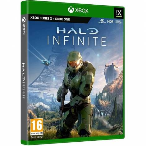 Halo Infinite (Xbox One/Series X)