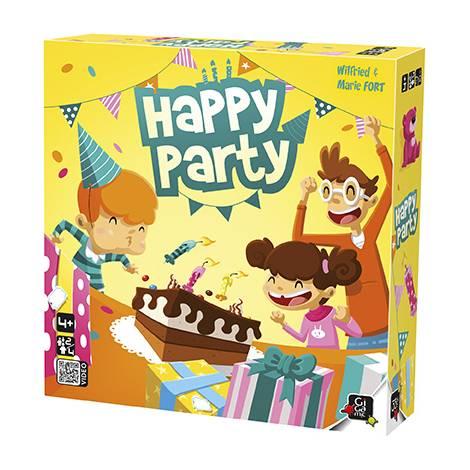 Επιτραπέζιο Happy Party - ΚΑΙΣΣΑ