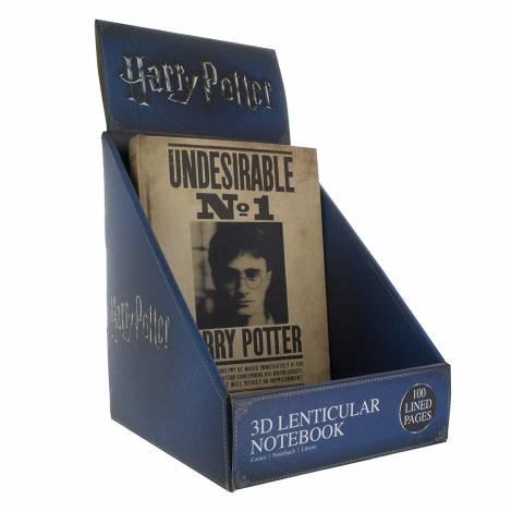 Paladone Harry Potter - 3D Lenticular Notebook (PP3859HP)