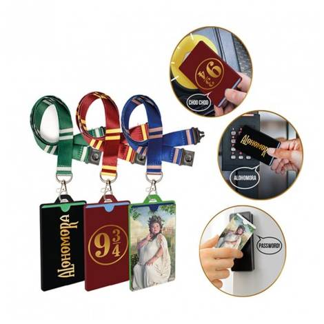 Harry Potter - Clip Cards electronic with sounds