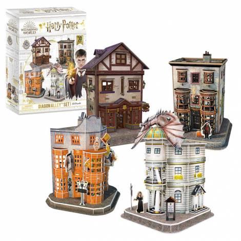 Harry Potter - Diagon Alley 3D Puzzle 273pieces (DS1009H)