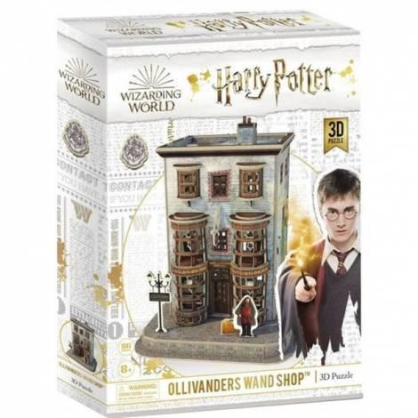 Harry Potter - Diagon Alley Ollivanders Wand Shop 3D Puzzle 66pieces (DS1006H)