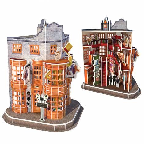 Harry Potter - Diagon Alley Weasleys' Wizard Wheezes 3D Puzzle 62pieces (DS1007H)