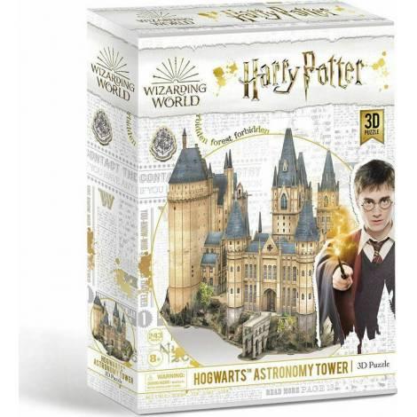 Harry Potter - Hogwarts Astronomy Tower 3D Puzzle 243pieces (DS1012H)