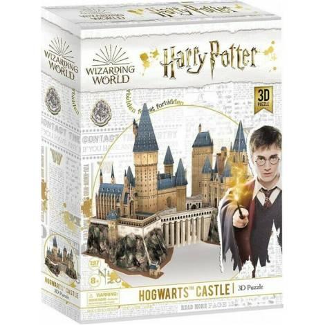 Harry Potter - Hogwarts Castle 3D Puzzle 197pieces (DS1013H)