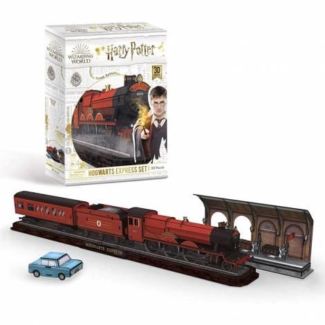Harry Potter - Hogwarts Express 3D Puzzle 180pieces (DS1010H)