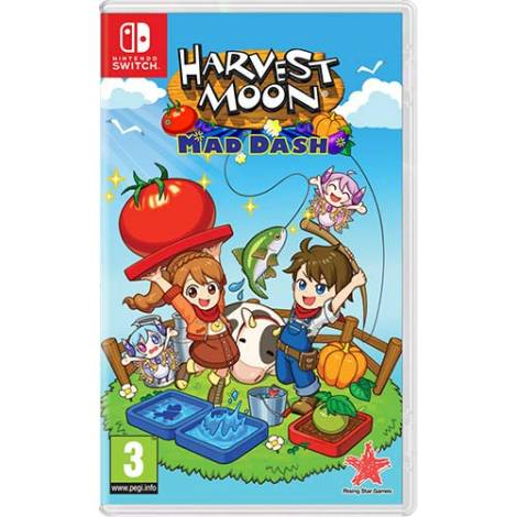 Harvest Moon: Mad Dash (Nintendo Switch)