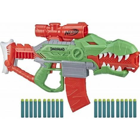 Hasbro Dinosquad Rex-Rampage Motorized Blaster (F0807)