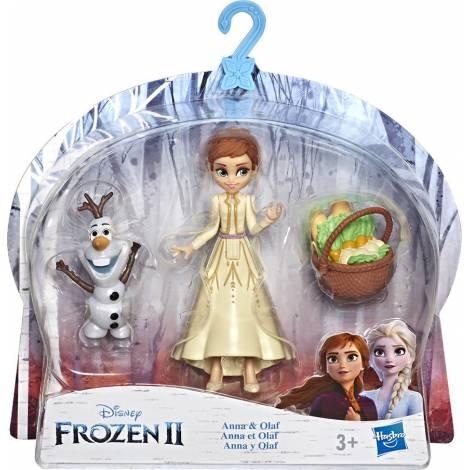 Hasbro Disney Frozen II - Anna Olaf Small Dolls (E7079EU40)