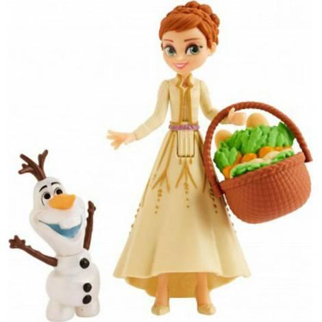 Hasbro Disney Frozen II - Anna Olaf Small Dolls (E7097EU40)