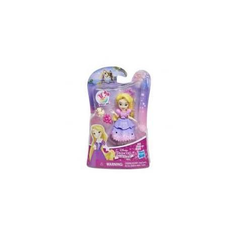 Hasbro Disney Princess Small Doll Little Kingdom Snap-ins - Rapunzel (E0208)