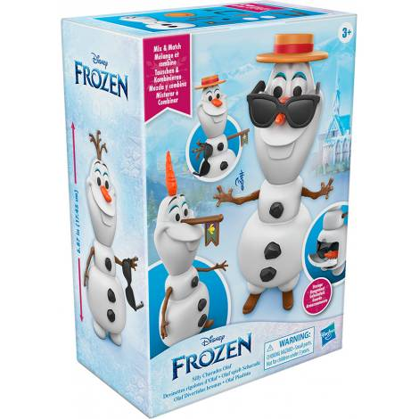 Hasbro Frozen 2 Silly Charades Olaf (F1655)