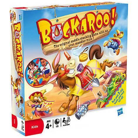 Hasbro MB Games: Buckaroo! - Επιτραπέζιο (48380110)