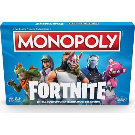 Hasbro Monopoly Fortnite English Version (E6603450)
