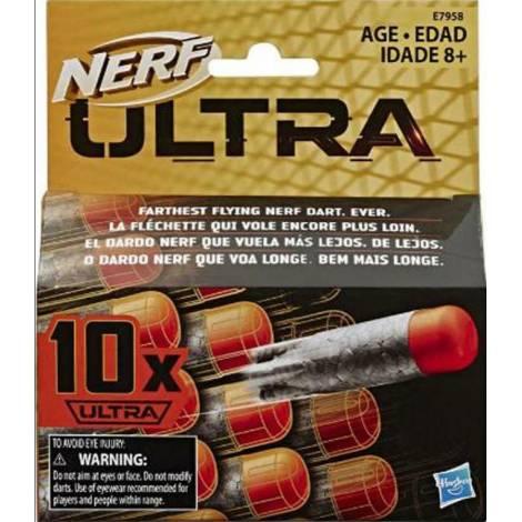 Hasbro Nerf Ultra 10 Dart Refill (E7958EU4)