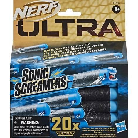 Hasbro Nerf: Ultra Darts 20 Sonic Screamers (F1048)