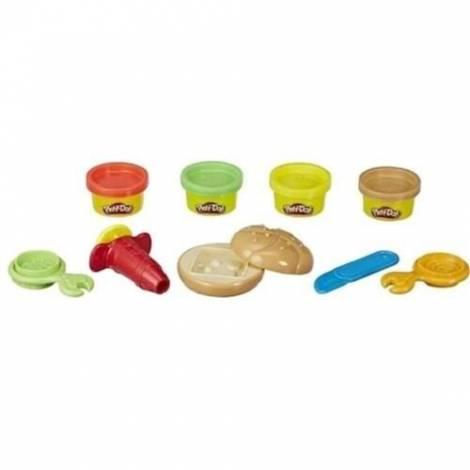 Hasbro Play-Doh: Burger Bash (E2391)