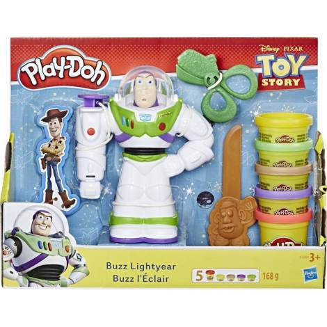 Hasbro Play-Doh Disney Toy Story - Buzz Lghtyear (E3369EU4)