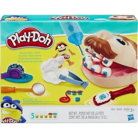 HASBRO PLAY-DOH DOCTOR DRILL 'N FILL (B5520)