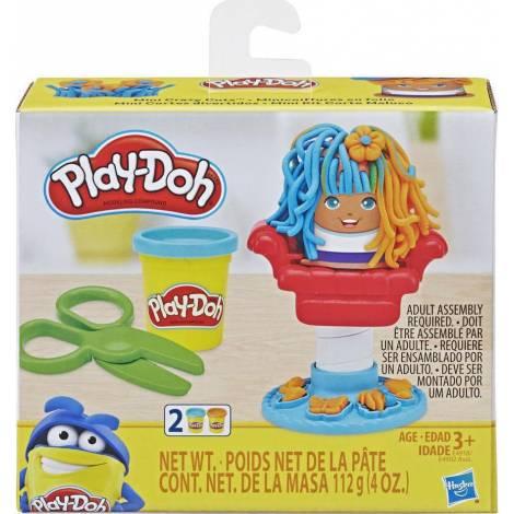 Hasbro Play-Doh : Mini Classics Crazy Cuts Barbershop (E4918)