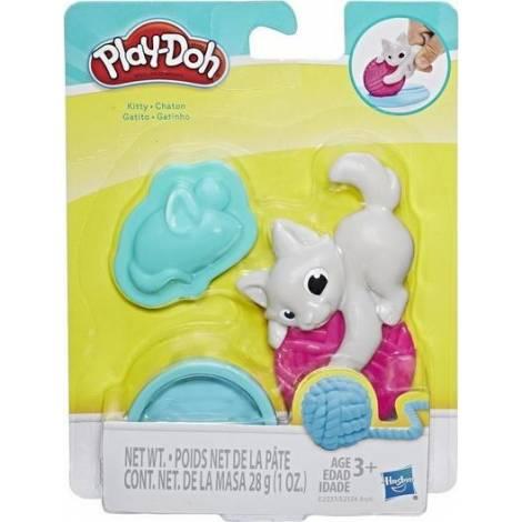 Hasbro Play-Doh: Pocket Size Creations - Cat (F2688)