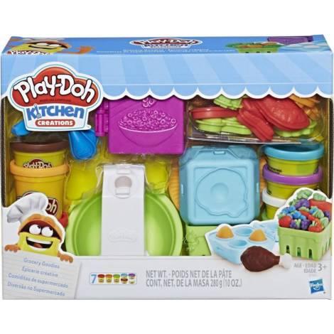 Hasbro Playdoh: Grocery Goodies (E1936)