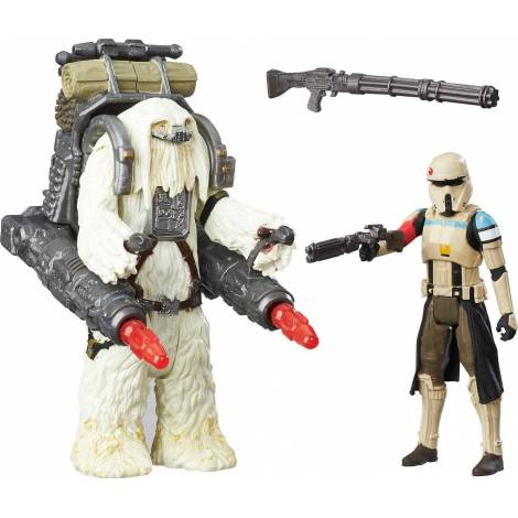 Hasbro Star Wars: Rogue One - Scarif Stormtrooper & Moroff Deluxe Pack (10cm) (B2761)